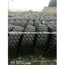 Camiones pesados neumáticos 16.00-20, llanta militar E-2, avance marca neumáticos con mejor calidad OTR neumático