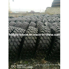 Caminhão pesado pneus 16.00-20, pneu militar E-2, Advance marca pneu com melhor qualidade pneu OTR