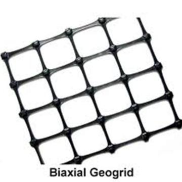 PP Biaxial Geogrid voor Road Costruction