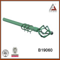 B19060 finial in painted finish