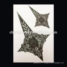 OEM Grossiste tatouage de bras bizarre pour enfant tatouage tatouage tatouage populaire Hot Tattoo W-2026