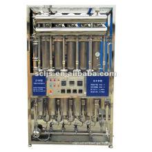Equipo de destilación de efectos múltiples