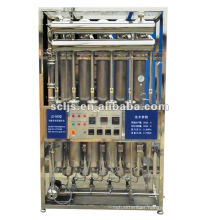 multiple effect distillation equipment
