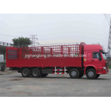 China Brand Sinotruk Cargo Truck with 6X4 Driving Type for 30tons