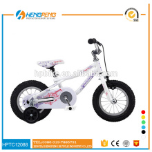 Steel Frame Children 4 Wheel Mini Kids Bicycle