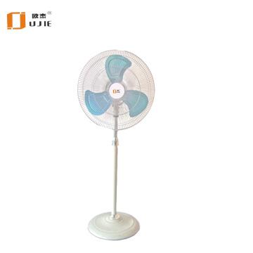 Deluxe Floor Fan-Begonia-Shanped Blade Fan-Standing Fan