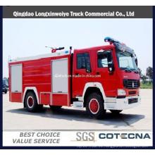 Camión de extinción de incendios Sinotruk HOWO 4X2