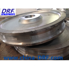 Ventas directas de la fábrica de las ruedas forjadas del acero de la aleación