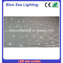 LED Star Curtain for Party Decoration and Events