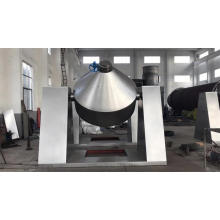 Double Cone Rotary Vacuum Dryer with Hot Water Jacket