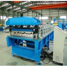Custom metal sheet roll forming machine corp