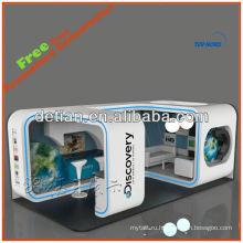 модульный пользовательский дисплей выставки палатки и сделанные из акрила исполнителя Шанхай
