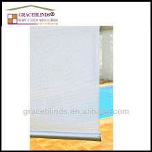 Adjustable sunshade blackout fabric roller blinds