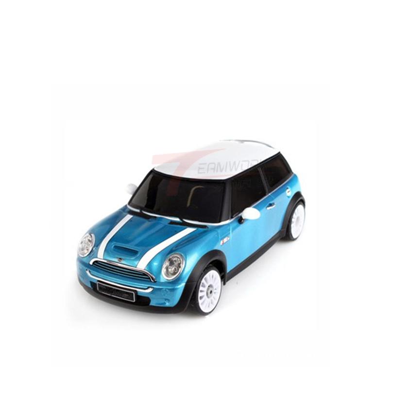 Car Model Machining