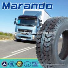 Pneus de haute qualité275 / 70R19.5 275 / 70R22.5 16Ply Bus et camions Pneus T Tubeless Pneus