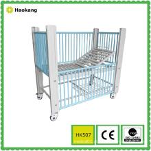 Cama Hospitalar Pediátrica para Equipamentos para Crianças Médicas Ajustáveis (HK507)
