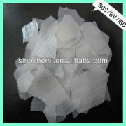 ISO approved caustic soda /99% caustic soda flake