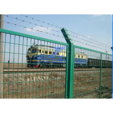 Двустороннее Проволока забор из видов охраны в целях обеспечения безопасности