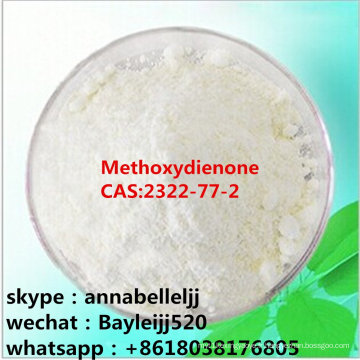 Methoxydienone de stéroïdes de Prohormones de grande pureté de 99% pour Sarms de bodybuilding CAS: 2322-77-2