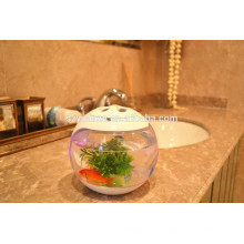 Factory Directly Sale round aquariums Fish Tank