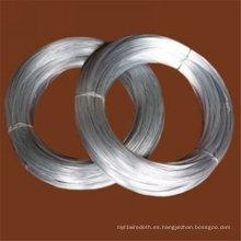 Cable de hierro sumergido en caliente comprobado ISO