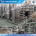 Système de traitement de l'eau pour les usines à faible investissement