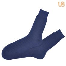Chaussettes professionnelles doubles en coton simple
