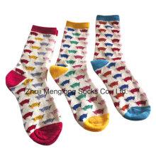 Sweety высокое качество девушка хлопчатобумажные носки