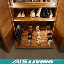 Armário do armário do Wardrobe para sapatas com gavetas (AIS-W357)