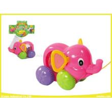 Plastic Cable Toys Elephant sin música