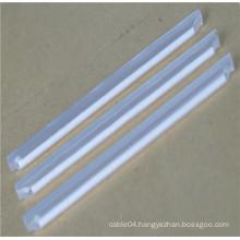 factory price transparent pc heat shrink tube optical fiber 45mm 40mm 60mm, heat shrinkable sleeves