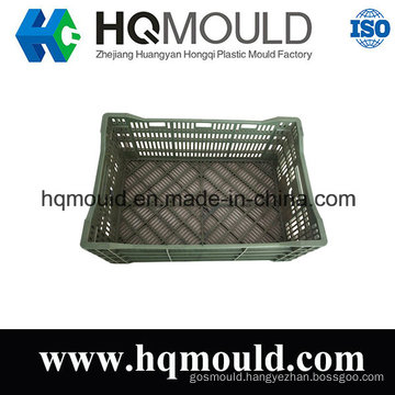 Plastic Injection Tool for Storage Box Plastic Mould