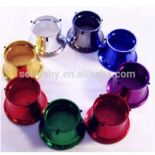 55mm 7 colors Motorcycle Carburetor Air Filter Cup The Wind Cup Horn Cup Fit KeihinPWK OKO KOSO Carburetor