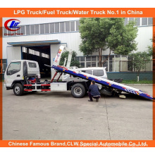 Isuzu 4X2 2tons Towing Truck, 3tons Flatbed Tow Truck for Sale
