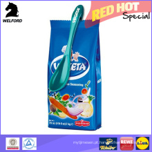 BSCI Audit Colher de plástico colorido com clip