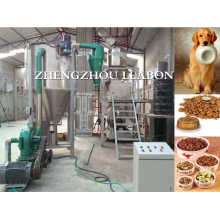 Healthy Dog Cat Bird Fish Puffed Feed Food Processing Line