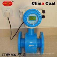 Medidor de flujo ultrasónico de medición de la turbina de medición diesel de la gasolina de los líquidos de Dn50