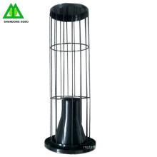 Porte-filtre à poussière avec revêtement silicone organique