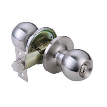 Stainless Steel Door Lock, Stainless Steel Knob Lock, Rim Locksg6074ss