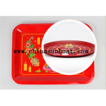 Enamel Food Tray Wedding Tray