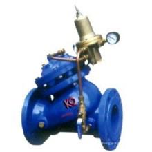 Válvula de mantenimiento de presión multifuncional ajustable