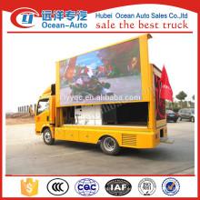 Alibaba China de alta calidad móvil móvil LED vehículo de publicidad