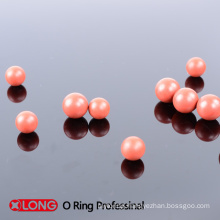 Special Type Design High Temperature Solid Rubber Balls