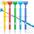 The Plastic Multifunctional Promotiom Pen Jm-N01 with One Back Scratcher