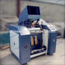 PVC automático cheio do PE de 500mm adere-se ao Rewinder do filme