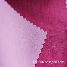 Nylon Polyester Taslon Slubbed Fabrics
