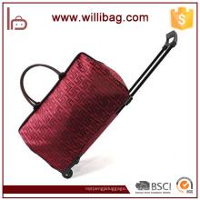 Bolsa de viaje de lujo Fancy Travel Carretilla de equipaje Vantage