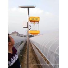 Солнечная москитная аккумуляторная лампа-убийца
