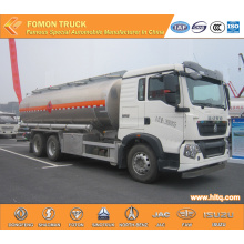 SINOTRUK 6x4 Diesel Carrying Truck Capacity 25000L