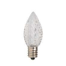 Ampoules à filament LED C7 Lumières de Noël bleues